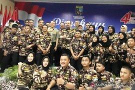 Pembangunan istana kepresidenan di Papua disepakati FKPPI Jatim