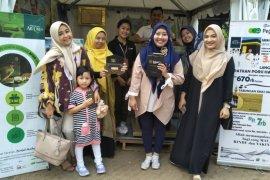 Kaum millenial diedukasi investasi emas di Kota Tangerang
