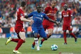 Hazard dan Courtois inginkan N'golo Kante gabung Madrid