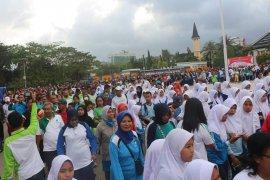 Maluku peringati HAORNAS ke-36 dengan jalan santai