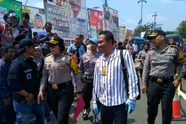 Polres Cianjur: Tidak ada unsur kesengajaan dalam kasus polisi terbakar