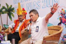 Luhut Pandjaitan wakili Jokowi hadiri puncak acara Sail Nias 2019