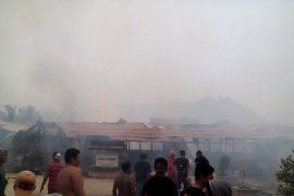 Kebakaran Pemangkat, hanguskan sekolah satu atap