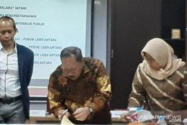 Pemkot Cilegon dan LKBN Antara jalin kerjasama pelayanan informasi publik