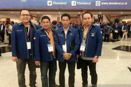Masrur Auf Ja'far tunjuk Marbawi ketua fraksi Demokrat DPRD Banjar