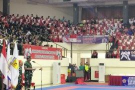 Sebanyak 1.066 atlet ikuti Kejurnas Karate Piala Panglima TNI