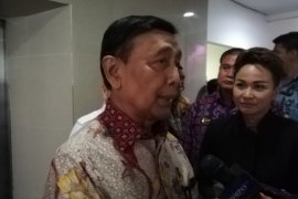 Wiranto sebut modus baru pembakaran lahan terkait persaingan politik