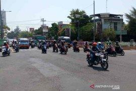 Asap kendaraan bermotor penyumbang terbesar polusi udara di Cirebon
