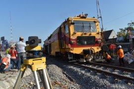 Pembangunan jalur ganda KA lintas selatan Jawa