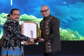 KIDECO Terbaik Di Ajang Indonesia Sustainable Development Award (ISDA) 2019