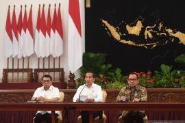 Presiden percayakan Pansel dan DPR atas pimpinan baru KPK