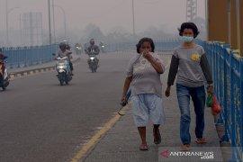 Kubu Raya kembali liburkan sekolah karena asap karhutla