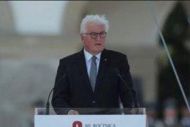Presiden Republik Jerman berterima kasih kepada Habibie