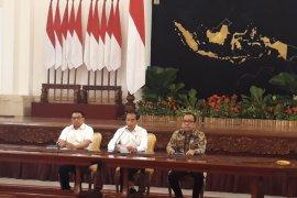 Jokowi harap masyarakat berpikir jernih terkait RUU KPK