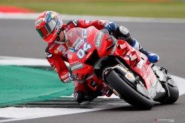 Dovizioso jabarkan kondisi ketika kehilangan ingatan di Silverstone