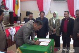 Kotabaru telah umumkan calon pimpinan DPRD Kotabaru