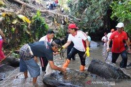 Gertak Badung Bersih  kumpulkan sampah hingga 12,5 ton
