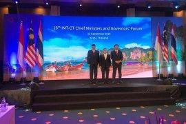 Plt Gubernur Aceh pimpin delegasi Indonesia pada Konferensi IMT-GT di Thailand