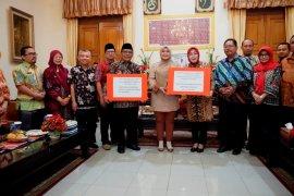 Pemkab Grobogan bantu korban gempa dan tsunami Pandeglang Rp631 juta