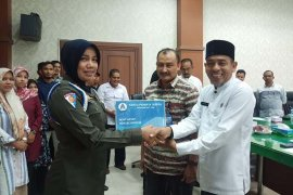 717 non ASN Aceh Besar jadi peserta Taspen