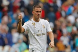 Eden Hazard sebut fans Real Madrid