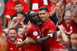 Liverpool perpanjang catatan kemenangan di Anfield
