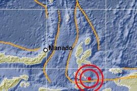 Malam ini, gempa magnitudo 6,2 guncang Halmahera