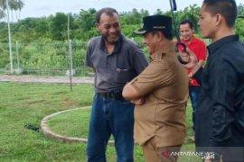 """Peletakan batu pertama """"Monumen Deklarasi"""" ditunda, sesepuh Aceh Jaya kecewa"""