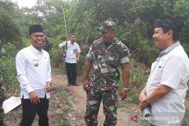 Program TMMD sasar dua desa di Sambas