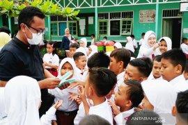 Pemkab Kotim liburkan sekolah satu minggu akibat asap