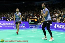 Two Indonesian women's doubles into Vietnam Open semifinals