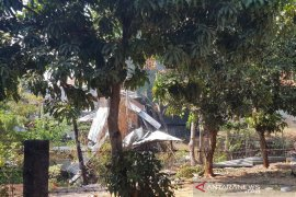 Gudang penyimpanan bahan peledak dan bom di Mako Brimob Polda Jateng meledak