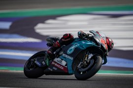 Quartararo ungguli Vinales di sesi FP3 GP San Marino