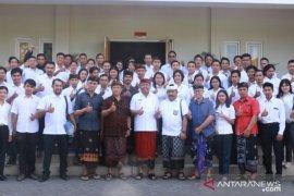 Bupati Bangli buka pelatihan jurnalistik desa