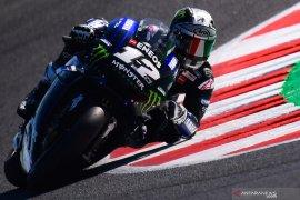 Vinales rebut posisi start terdepan GP San Marino