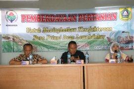Polbangtan Bogor gelar pemberdayaan petani Desa Lemah Duhur