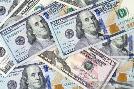 Dolar AS sedikit menguat ketika Brexit menjadi sorotan