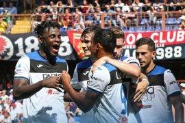 Gol telat Zapata pastikan kemenangan Atalanta atas Genoa