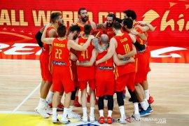 Spanyol juara Piala Dunia bola basket