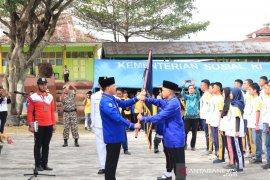 Gubernur kukuhkan Sahabat Tagana dan SANS Rejang Lebong