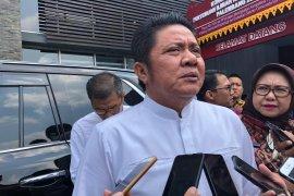 Terkait karhutla, Gubernur Sumsel cegah bupati keluar daerah