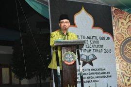 MTQ wadah dalam memahami isi kandungan Al Qur'an