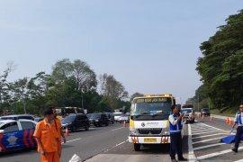 Tiga orang tewas dalam kecelakaan di Tol Jagorawi