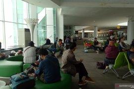 Pesawat Lion Air batal mendarat di Bandara Juwata, Kaltim karena kabut asap