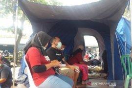 Komunitas Bersatu Tabalong melaksanakan donor darah