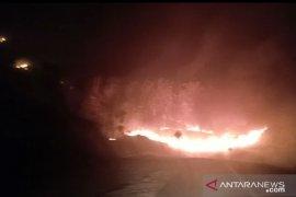 Kebakaran hutan dan lahan meluas, BPBD Sukabumi siagakan personel