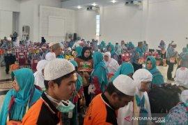 8.502 haji asal Sumut kembali ke tanah air