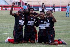 Persipura tahan imbang 1-1 PSS Sleman dalam lanjutan Liga 1