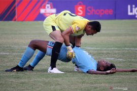 Tim Persela Lamongan taklukkan Arema FC 2-0