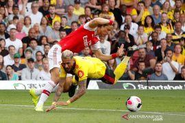 Arsenal gagal menang di markas Watford
